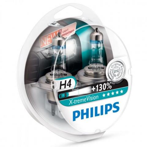 Philips xtreme vision 130 h4
