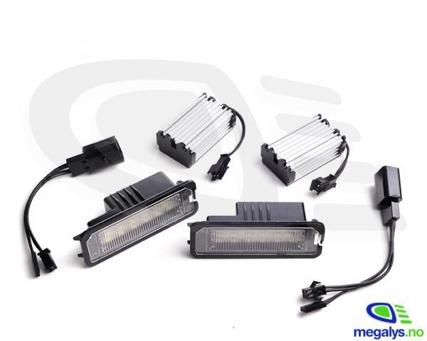 Racing Dash LED Skiltlys typ902