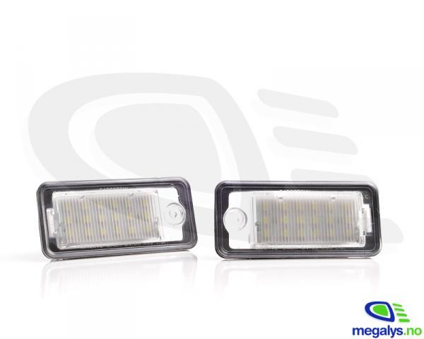 LED Skiltlys typ978