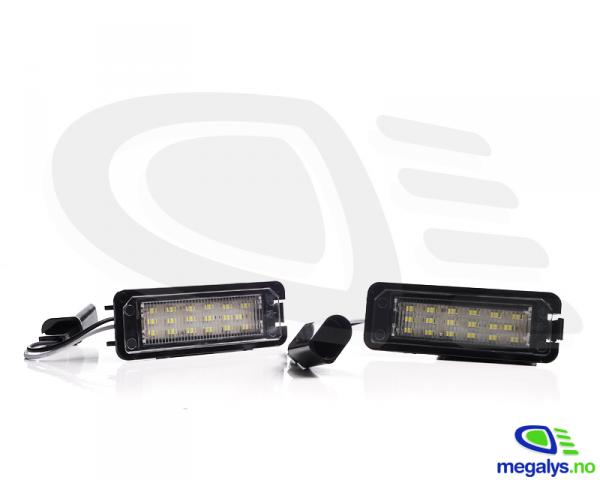 LED Skiltlys typ747