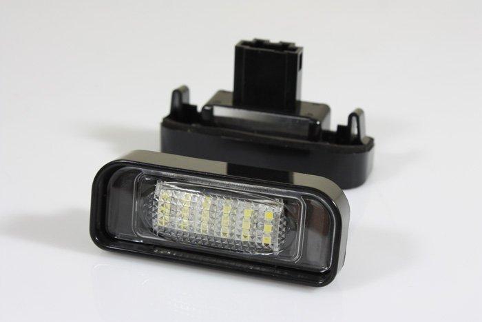 Racing Dash LED skiltlys S klasse