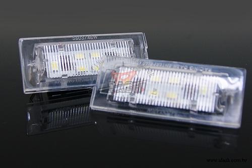 LED Skiltlys BMW E53 E83